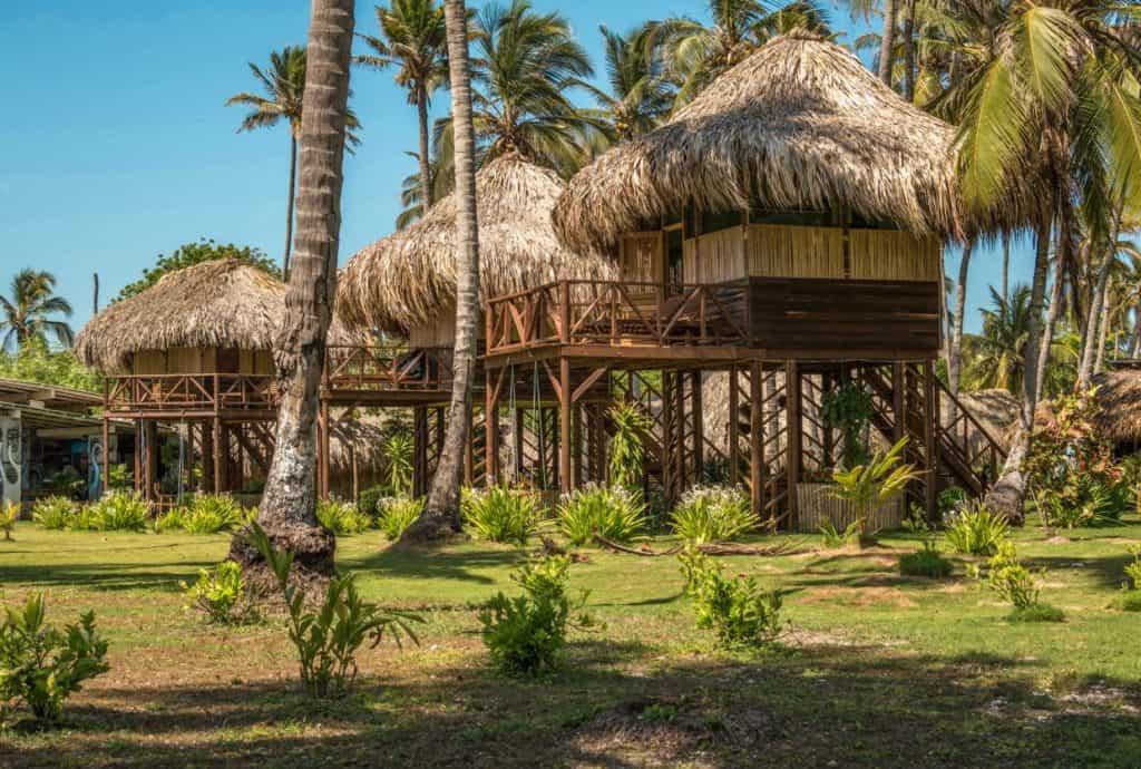 Where to sleep in Isla Múcura?