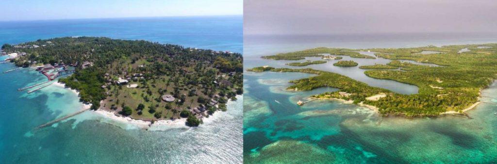 Which is better, Isla Múcura or Isla Tintipan