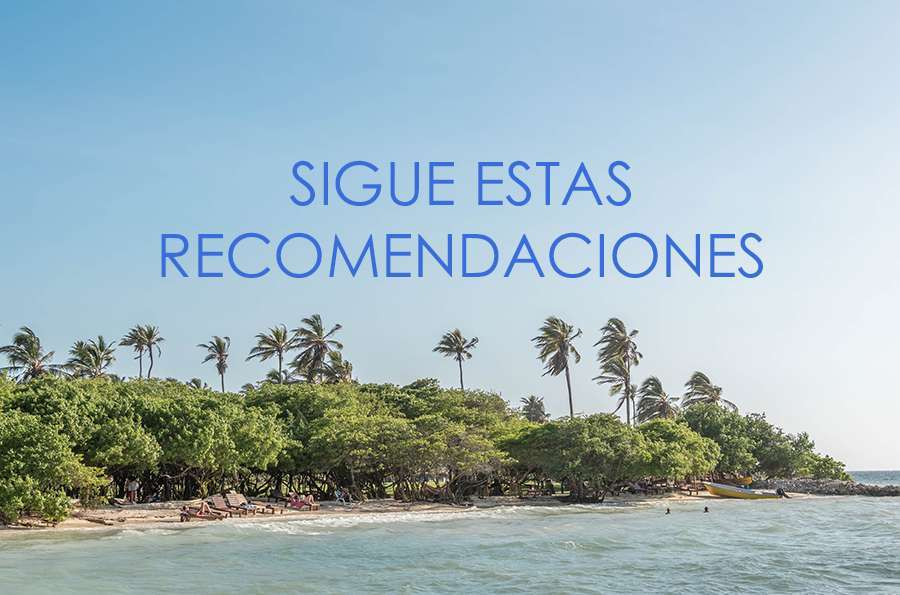 Recommendations for travel to Isla Múcura