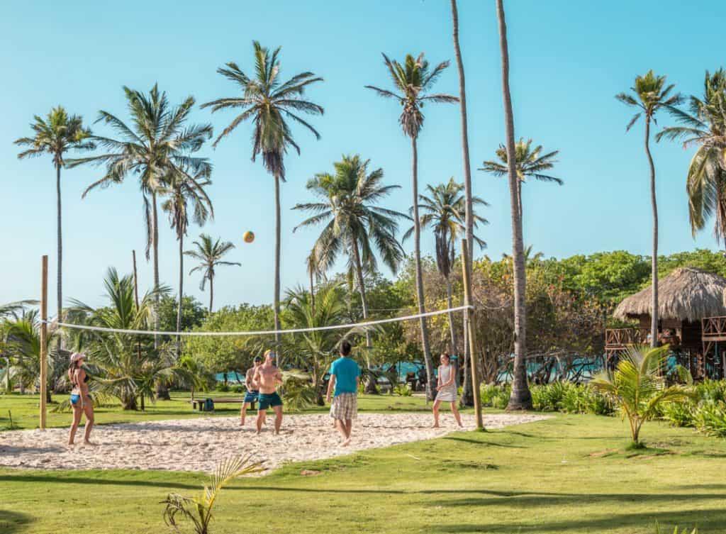 sports in mucura island