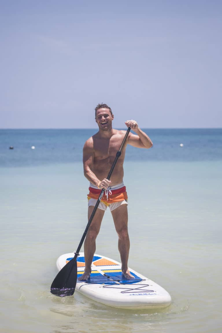 PADDLE SURF